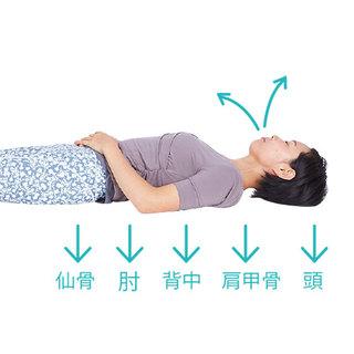 眠る前の腹式呼吸で、深い眠りへ。【キレイになる活】