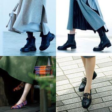 【2021年秋冬】50代が買うべきトレンド靴とは?今年はこの靴で決まり!