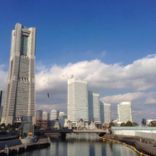 横浜散策をbaybikeで