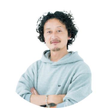 S.HAIR SALON(エス ヘアサロン) 植田高史さん