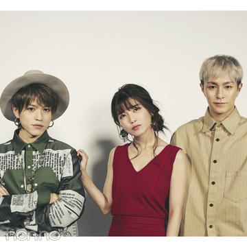 10月号AAA大特集のトークを一部公開! メンバーの音楽観をクローズアップ★