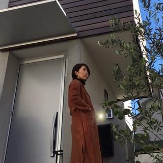 ロープラで流行のデザインのコートがみつけました