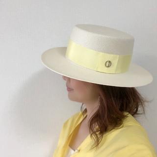 ワンアイテムでちょっとオシャレに。アラフォーもステキに見えるカンカン帽。