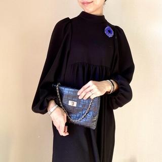 40代、初心にかえってリトルブラックドレスを更新しました。