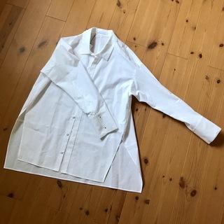 私にも着られる白シャツがあった!!
