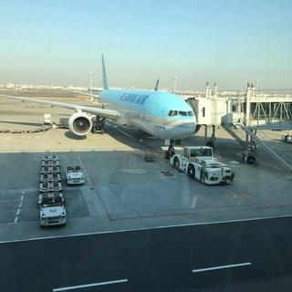韓国へ!!