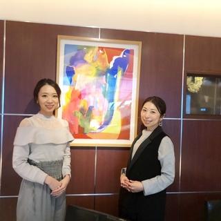美女組先輩と名古屋の名店フレンチで初ランチ。