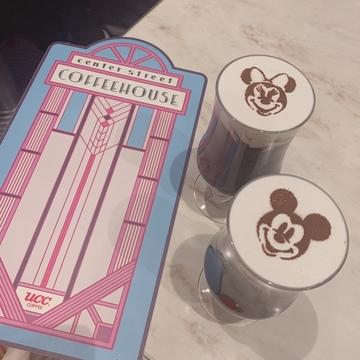 【 TokyoDisneyland 】アイスカフェモカ ☺︎