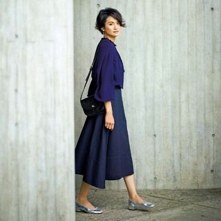シンプルでも女らしさをひとさじ。シンプルコーデ記事ランキングTOP10【2018年秋冬ファッション総まとめ】