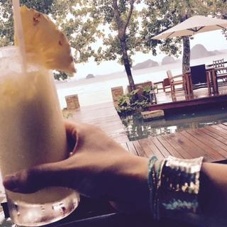 タイの隠れビーチリゾート『クラビ』へ *過ごし方編*_1_1-1