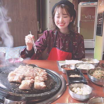 【美味しかったご飯屋さん4選!】グルメ編❥Maminaの韓国旅行✈︎Vo.6