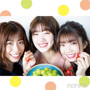 【日向坂46】メンバー5人で夏のおしゃれ座談会を開催!