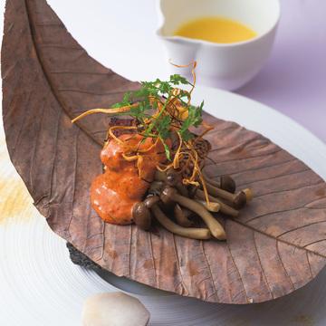 瀟洒(しょうしゃ)な空間、景観とともに楽しむ地場の食材凝縮のイタリアン リストランテ オルケストラータ