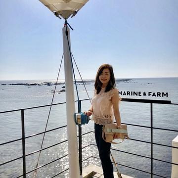 ZARAの夏コーデで海辺のレストランへ☆