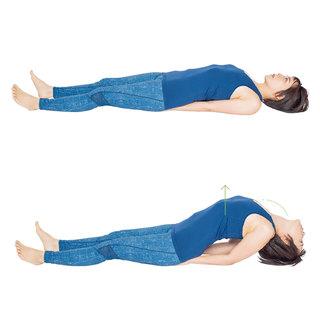 腰の疲れ&やる気が出ない人のための【のばしゆらし体操】