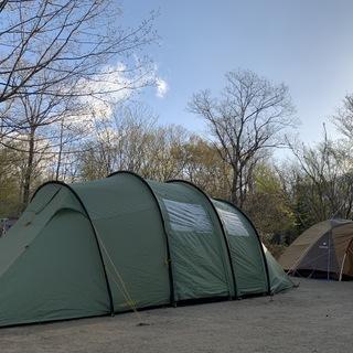 ゴールデンウィークは那須のキャンプ場へ