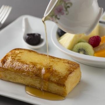 朝食が美味しい宿④おしゃれ朝ごはんといえば、このホテル!