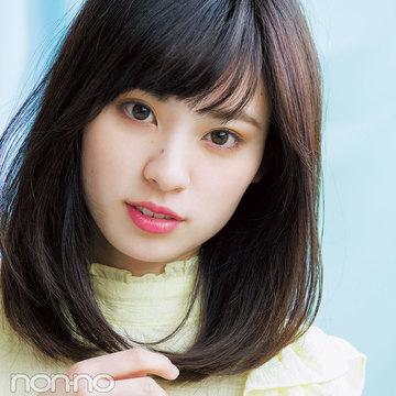 カワイイ選抜No.19 清水美優さんが「今っぽ真顔女子」にメイクで挑戦!