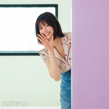 渡邉理佐のプライベートがまるわかり♡ 素顔のQ&A!