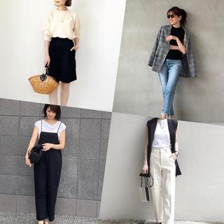アラフォーのGU着こなし術まとめ! GUの人気アイテムで作る2021夏コーデ |40代ファッション