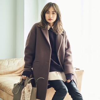 佐田真由美さんの私服を公開!今冬、おしゃれモデルたちは好きな服をどう着てる?
