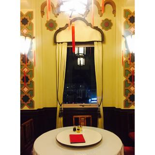日本最古のエレベーターがある老舗北京料理店