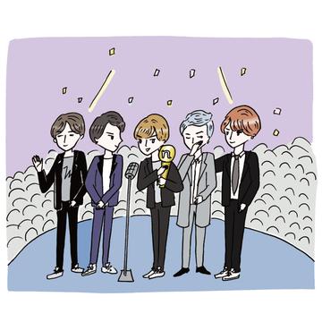 K-POP界の12月は音楽賞シーズン★ ペンの総力戦!【ケーポペンのつぶやき】