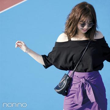 江野沢愛美の韓国っぽコーデ、2018年の夏はコレ!