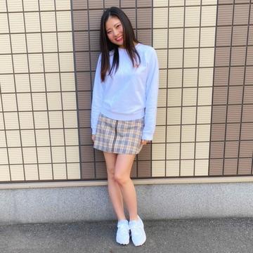 【春コーデ】スニーカー女子♡