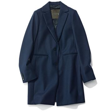 マッキントッシュ ロンドンの「'70s調チェスター」コート【今季買うべき「指名買いコート」】