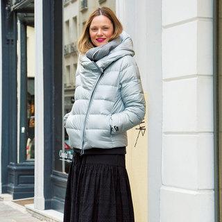 「女っぷりスカート」は辛口仕上げが正解【ファッションSNAP ミラノ・パリ編】
