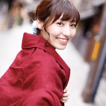 かわいいレンタル着物 in 京都