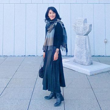 【エクラ華組】リッチ感漂う「カシミヤアイテム」で冬コーデ 五選
