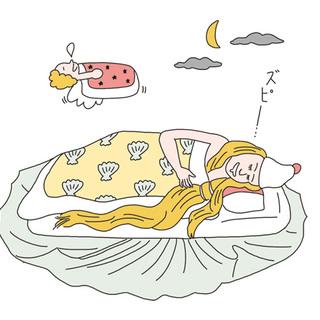 【その5】良質な睡眠を心がける
