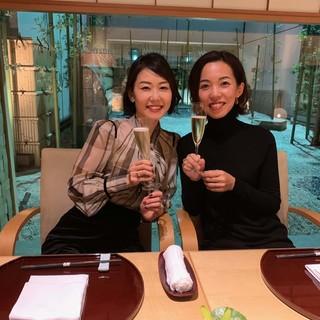 ウェスティンホテル東京で秋の味覚を堪能