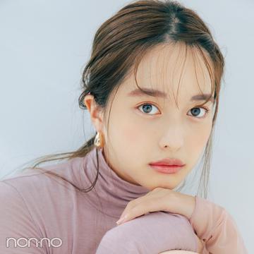 濃い顔さんは桃色ワントーンで、ほわんと可愛いピュア顔に♡【今どきBABYフェイス⑦】