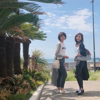 江ノ島女子旅