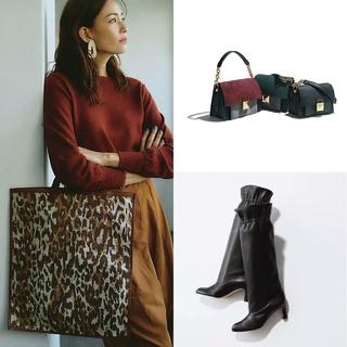 【2019年秋の小物トレンド】本当に使えるバッグと靴だけをリストアップ!