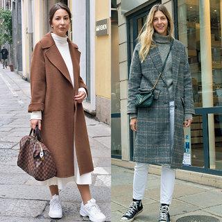コートの主役はこの3タイプ【ファッションSNAP パリ・ミラノ編】