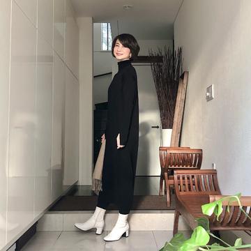 ワンマイルファッションを楽しむ