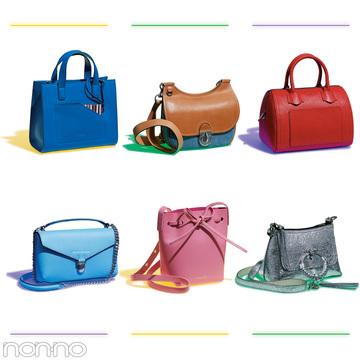 小さめバッグは自分の分身。憧れブランドを指名買い!【20歳からの名品】