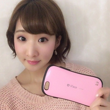 """【 第7回❤︎ 】今話題のiphoneケース!""""iFace""""*"""