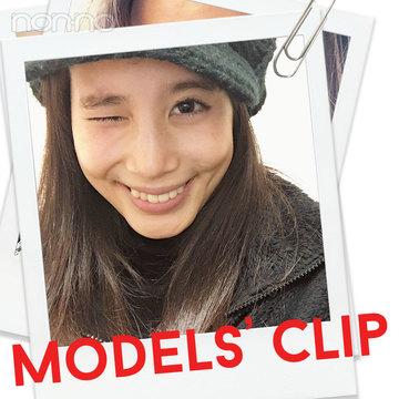 金城茉奈の春メイクはイエローをポイントに!【Models' Clip】