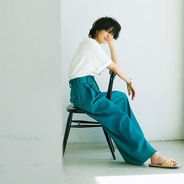 50代のおしゃれとは?富岡佳子さんが読者からの質問に答えます―ファッション編―