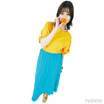 【#渡邉理佐の毎日Tシャツ】7/18は「誕生花・マリーゴールドの日」