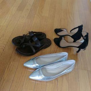 毎日フラット靴でもきれい見え!