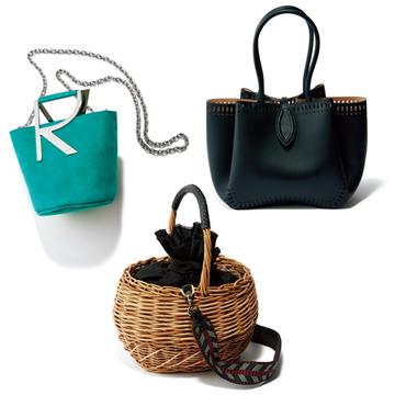 バッグは守り・攻め・遊びの3品をワードローブに加えて!【スタイリスト大草直子の「おしゃれ塾」】