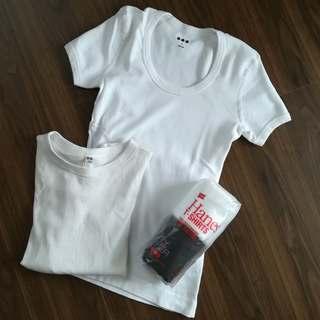 私の白無地Tシャツ決定版はこれ!