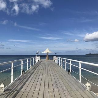 南の島旅行記~ホテル・ビーチ編♪