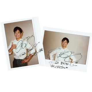 【応募終了】パク・ボゴムの直筆サイン入りインスタント写真を2名様にプレゼント